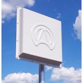Панельная антенна RFID «ПА868-10 RHCP»
