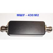 Антенный малошумящий усилитель «МШУ – 430 М2»