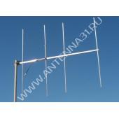 VHF антенна волновой канал «ВК4-160»