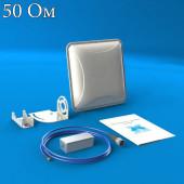Комплект для 3g интернета №3 Антенна 14 dBi +10м кабель + адаптер